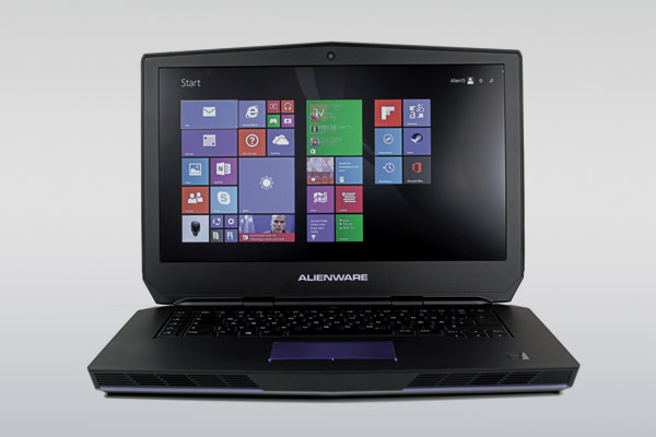 Dell Alienware 15 Display