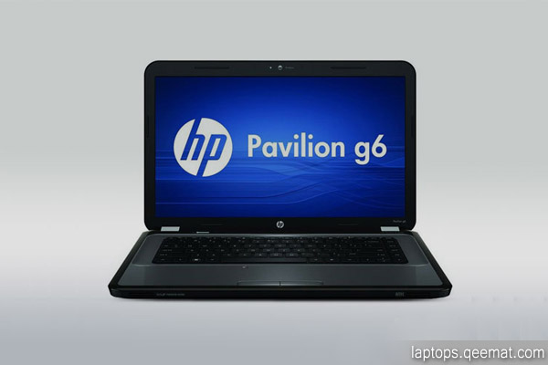 HP Pavilion G6-1007TU Display