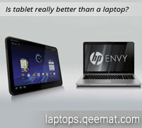Is tablet really better than a laptop?
