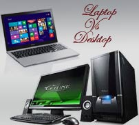 Would You Like to Buy A Laptop or A Desktop Computer?