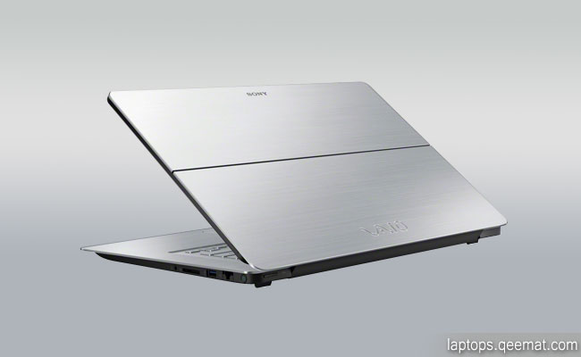 Sony Vaio Fit 15 Silver Color