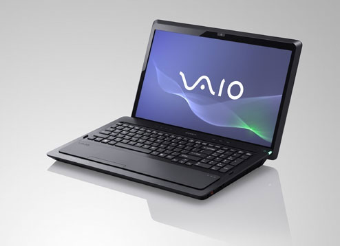 Sony Vaio VPC-F236HG Picture