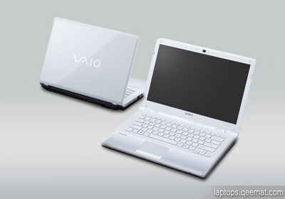 Sony Vaio VPCCB15FD/W Picture
